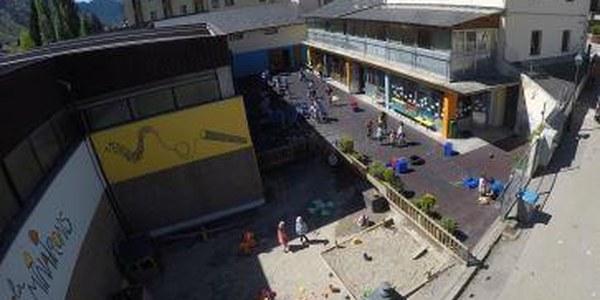 Inici del primer cicle d'infantil a l'escola els Minairons de Ribera de Cardós