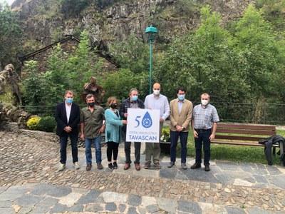L'Ajuntament de Lladorre i Endesa presenten els actes de celebració del 50è aniversari de la Central Hidroelèctrica de Tavascan