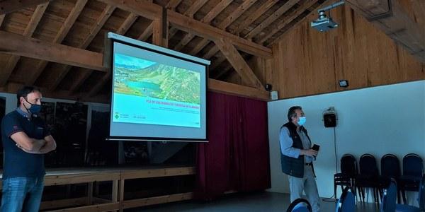 Presentació del Pla de Desenvolupament Local de Lladorre