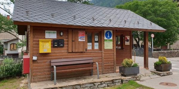 Tancament Oficina de Turisme 30 d'Agost