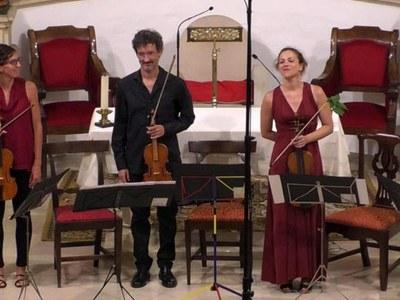 Tavascan acull un concert del Festival de Música Antiga dels Pirineus